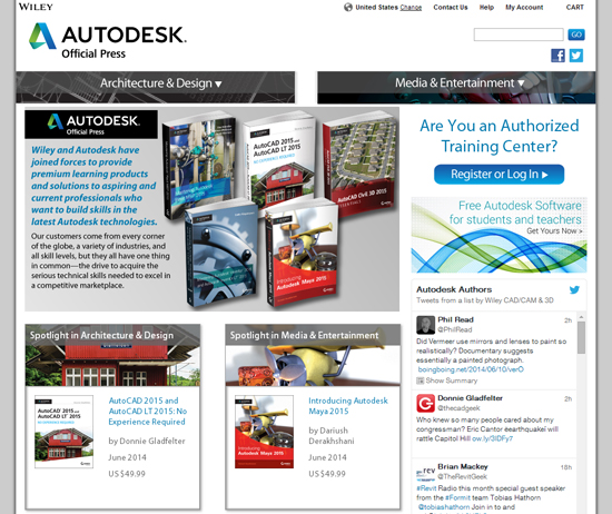 Autodesk Official Press