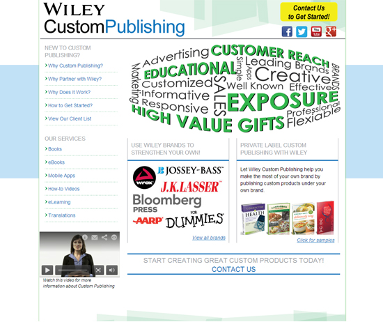 Wiley Custom Publishing